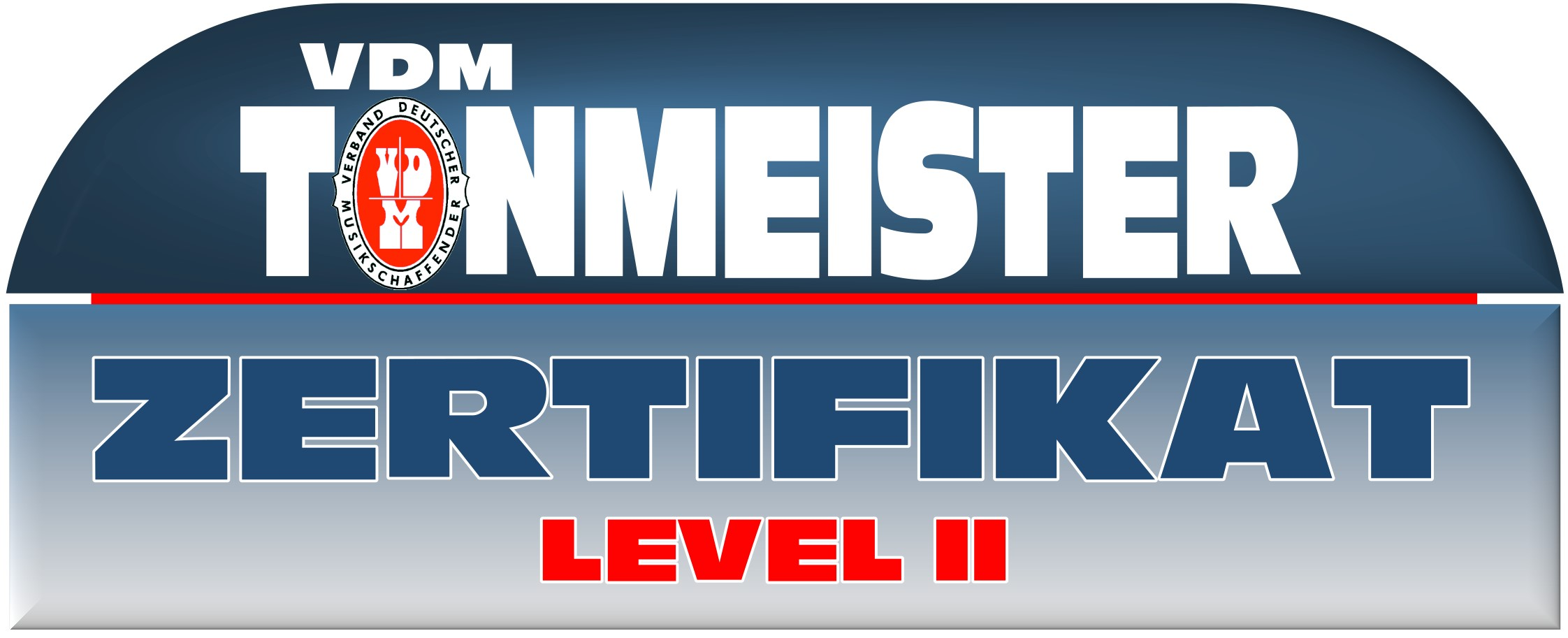 Logo Zertifikat Level2