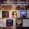 Music-News: Corona-Rundfunkbemusterung für Künstler und Musikschaffende